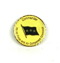 Challenge Coin 7th Air Force Commander Coin 3 Star General Pacific Air Force - $24.28
