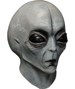 Halloween AREA 51 ALIEN Latex Deluxe Mask Ghoulish Productions - $49.99