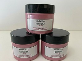 Goldwell Color Intensive Luster Mask 0.8 fl. oz. New Lot of 3 - $14.85