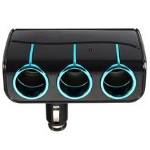 Car Truck Cigarette Lighter Socket Power Adapte... - $8.81