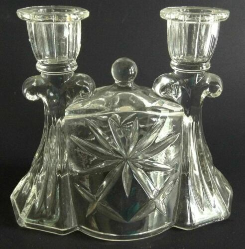 Primary image for Early American Prescut EAPC Double Candlestick Candle Holder