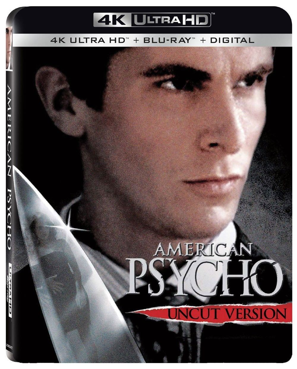 American Psycho [4K Ultra HD + Blu-ray + Digital]