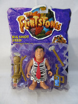 "The Flintstones: ""Big Shot Fred"" Action Figure (Mattel, 1993) - $25.00"