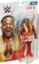 Mattel 94 WWE Big E Wrestling Action Figure - $14.80