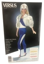 2004 Versus Barbie Doll Designer Versace NRFB Gold Label SEE ALL PHOTOS  - $74.25