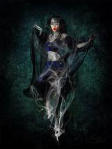 Sumerian Marid Rama Queen Djinn Genie Jinn Power Wishes Desires Power New Begin - $87.77