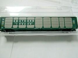 Micro-Trains # 11100091 Southern 89' Tri-Level Closed Autorack N-Scale image 1