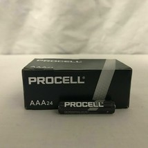 NEW AAA Procell Alkaline Batteries by Duracell 24/Pk PC2400 - $10.35