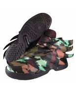 Adidas ObyO Jeremy Scott 3.0 Camouflage Sauvage Wings Sneakers NWOB - $80.00
