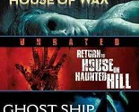 HOUSE OF WAX/RETURN TO HOUSE ON HAUNT
