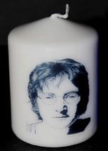 Cellini Candles John Lennon personalised photo image candle gift any occ... - $11.53