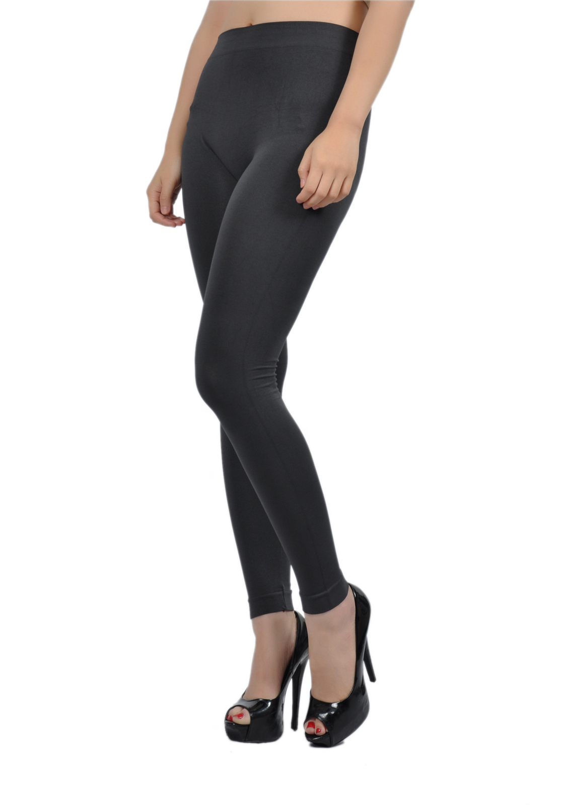 Comfy Seamless Full Leggings, One Size Regular Fist