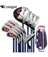 COUGAR Men's Full / Half / Complete Golf Clubs Set With Bag (steel or ca... - $949.00+