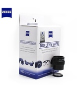 Zeiss Pre-moistened Lens Wipes 100ct Pack - $22.95