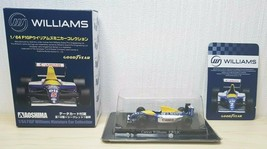 1/64 Aoshima Williams F1 1993 FW15c #2 ALAIN PROST diecast car model NEW - $9.79