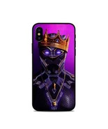 2018 TV Avengers Marvel Comics Black Panther Phone Case For iPhone X 10 5 9 - $14.30