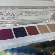 OMG CUTE! NEW IN BOX Mini Lila Palette NATASHA DENONA 0.8gx5 image 2