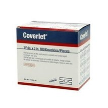 Coverlet Adhesive Dressing 1.5 in. x 3 in. - $11.99