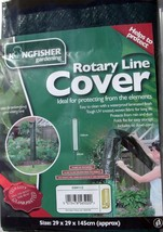 WATERPROOF COVER 29 X 29 X 145CM HELPS PROTECT YOUR ROTARY WASHING LINE ... - £5.06 GBP