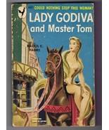ORIGINAL Vintage 1949 Lady Godiva & Master Tom Paperback Book GGA Raoul ... - $29.69