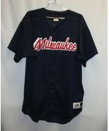 Griswold 5 Milwaukee Net Button Down Jersey Shirt Size XL - $19.79