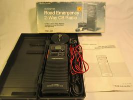 Vintage REALISTIC 40-Channel Road Emergency 2-Way CB RADIO TRC-409 [j11] - $29.78
