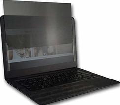 "Privacy Screen Filter 16:9 Aspect Ratio Widescreen ANTI-GLARE Black Out 15.6"" In - $22.25"