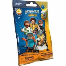 10 X  PLAYMOBIL THE MOVIE 70069 random figure (series 1) - $43.54