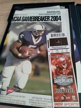 Sony PS2 NCAA GameBreaker 2004 image 3