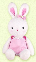 Konggi Rabbit Soft Plush Stuffed Animal Rabbit Attachment Doll Toy 13 inches image 2