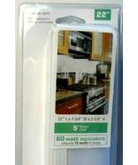 "American Fluorescent under cabinet plug-in light Mod SLE15 22"" 60watt 5'... - $19.33"