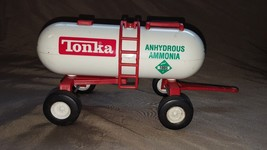 Tonka Maisto Anhydrous Ammonia Tank Trailer 1/16 Scale used free us ship... - $19.79