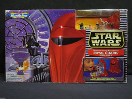 Micro Machines Star Wars Royal Guard Transforming Action Set Galoob New Sealed - $140.25