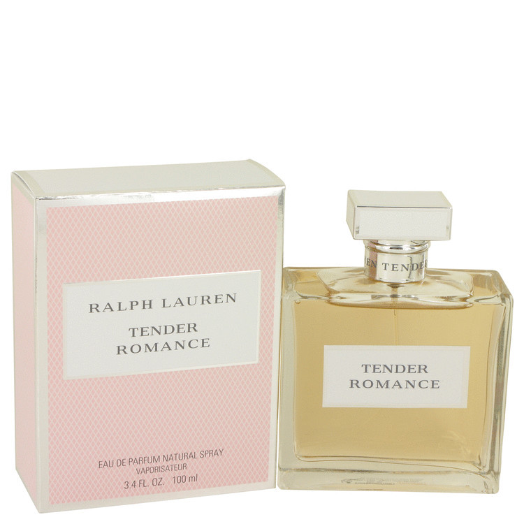Ralph Lauren Tender Romance 3.4 Oz Eau De Parfum Spray