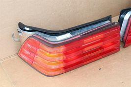 90-95 Mercedes W129 R129 500 500sl SL320 S500 Tail Light Lamps Set R&L image 4