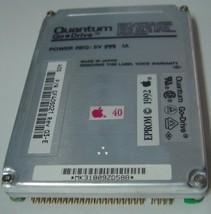 "NEW Rare QUANTUM GO40S GF40S021 Go Drive 40MB 2.5"" SCSI Hard Drive - $48.95"