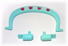 Vintage Polly Pocket Pullout Playhouse Spare Parts Carry Handle - $14.84