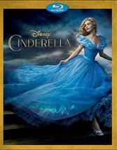 Disney Cinderella (Blu-ray/DVD, 2015)