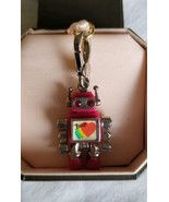Juicy Couture 2010 Retired Robot Charm with Box EUC - $59.99