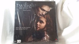 Twighlight The Movie Board Game Cardinal New Sealed - $9.48