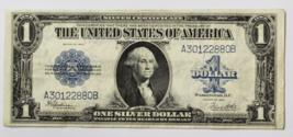 1923 $1 Silver Certificate Washington Large Note Fr#237 A30122880B - $69.29
