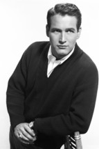 Paul Newman handsome young studio portrait 18x24 Poster - $23.99