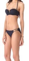 Juicy Couture Gold Link Bikini Bottom - $75.41
