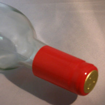 Red PVC Shrink Capsules For Wine Bottles - 30 - $6.88