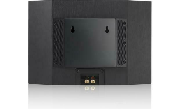 "Infinity RS152 Reference  2-Way 5-1/4"" Dual Tweeter Surround Speakers - PAIR BLK image 4"