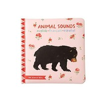 Manhattan Toy Animal Sounds Baby Board Book, Ages 6 Months & Up - $12.99