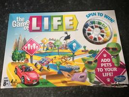 Hasbro Game of Life Damaged box but unopened - $10.88