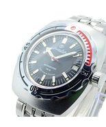 Vostok Amphibian 090662 / 2415b Russian Military Watch Auto Divers 200m ... - $80.70