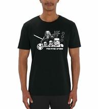 Star Wars Episode 9 The Rise of Skywalker Baddies Men's Black T-Shirt - $20.05