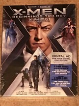 X-Men: Beginnings Trilogy (Canadian Blu-ray with USA Compatible Discs) B... - $19.80